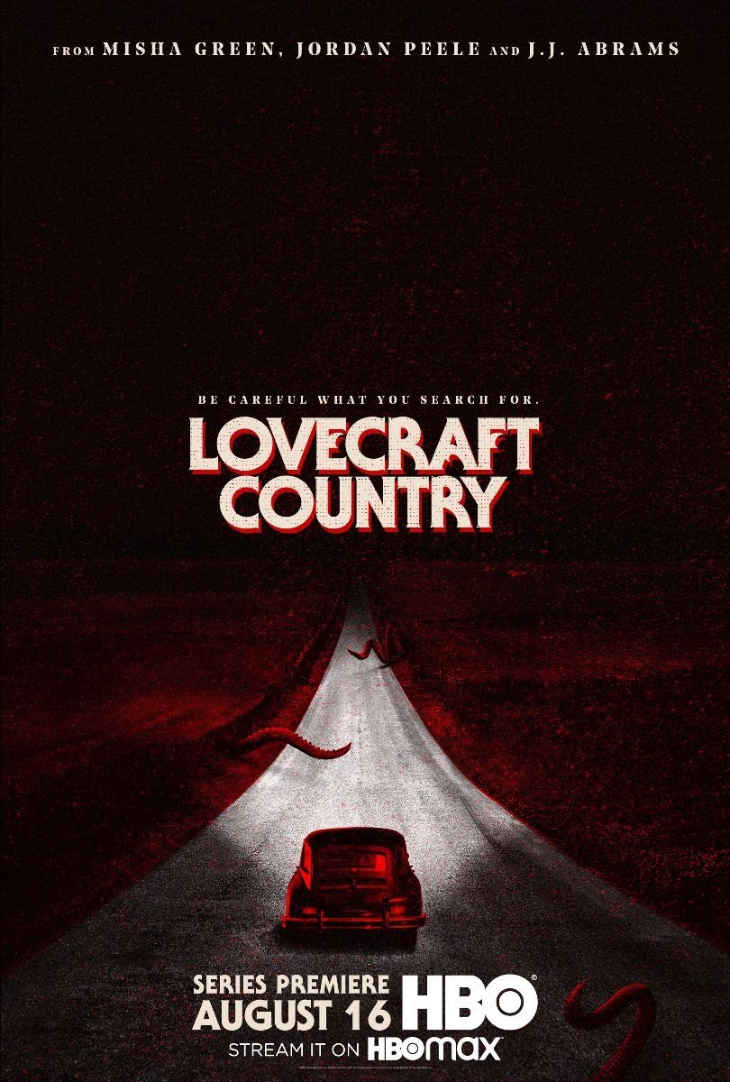Lovecraft Country poster 03