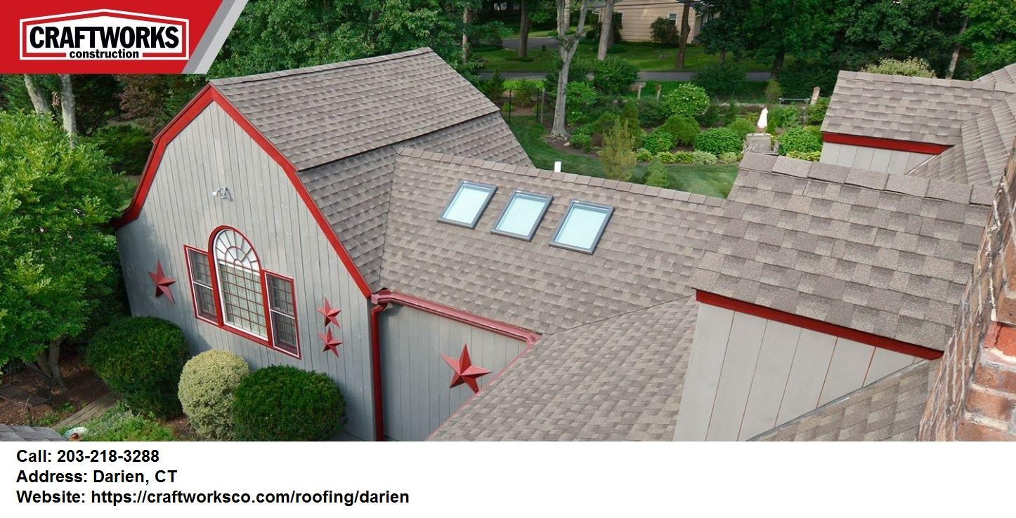 Reliable Roofing Contractor Darien, CT