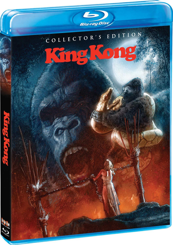 King Kong 1976 Collectors Edition Blu