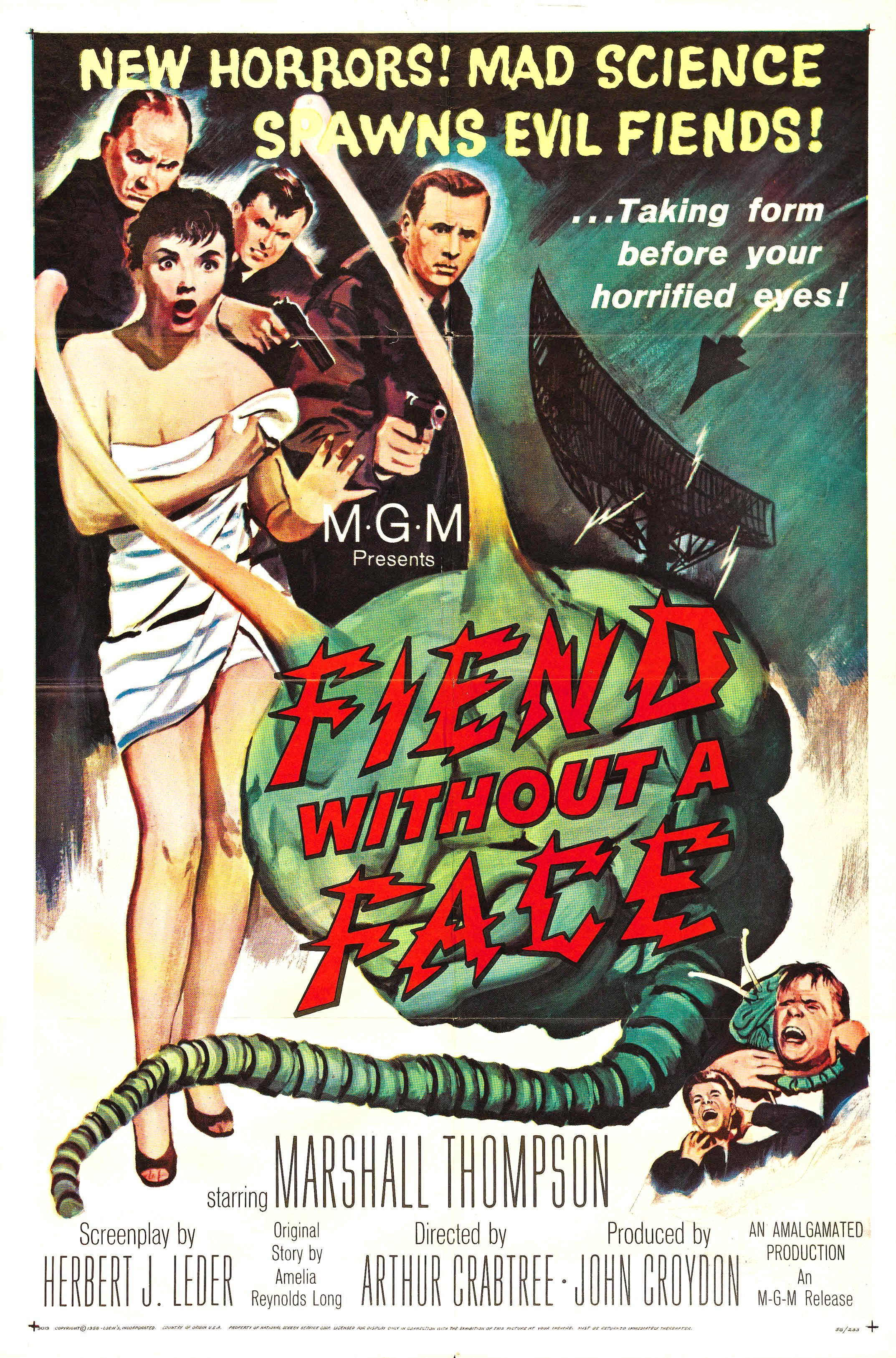 fiend without face poster 01