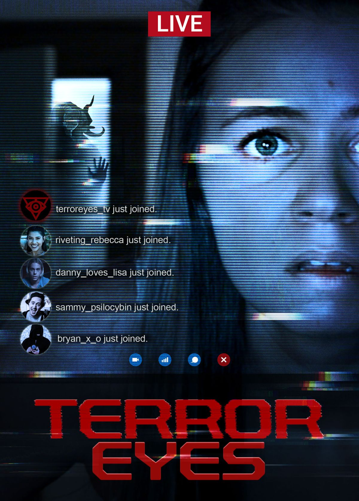 Terror Eyes key art 01