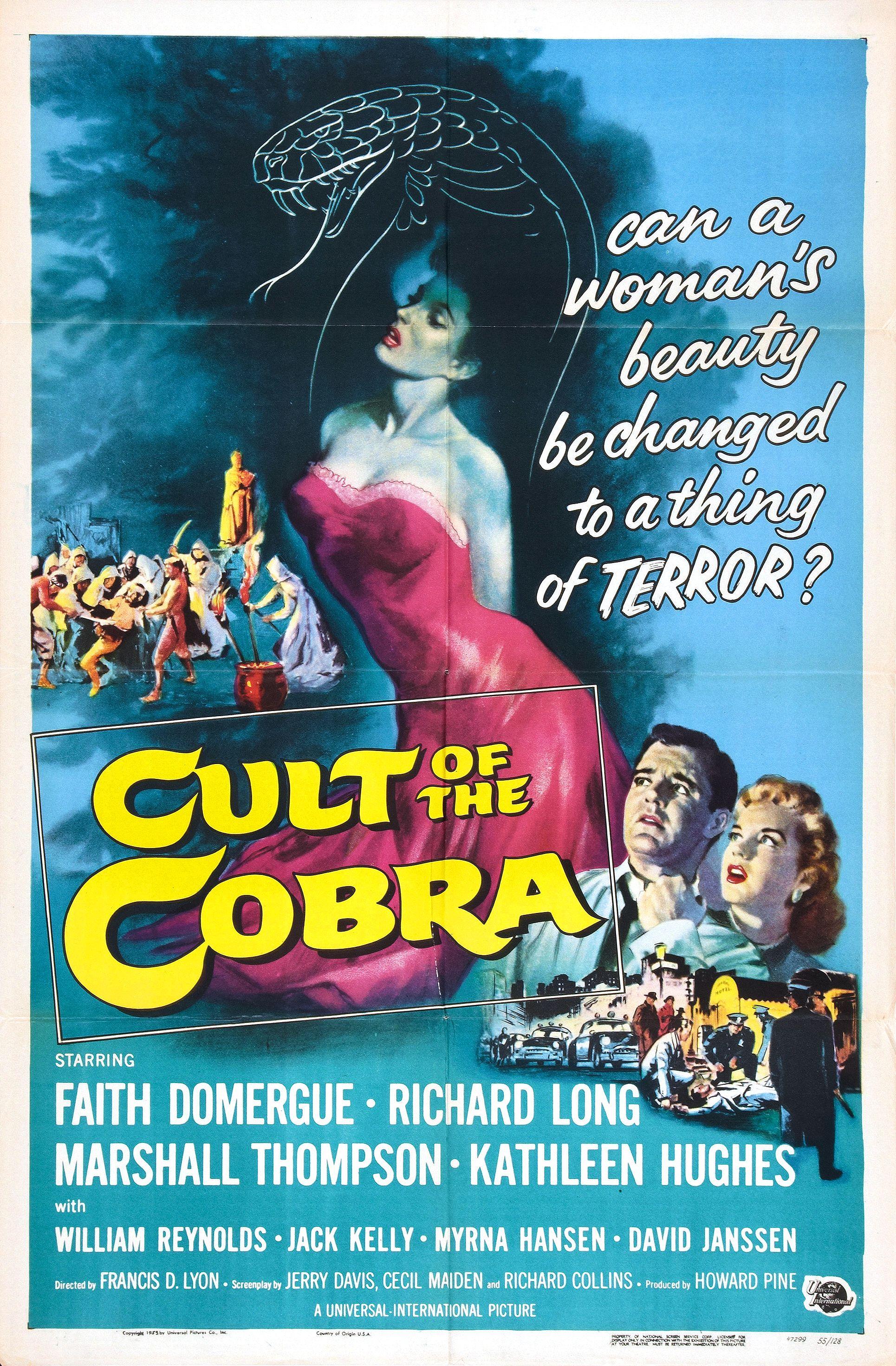 cult of cobra poster 01
