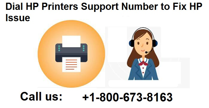 hp printers support number