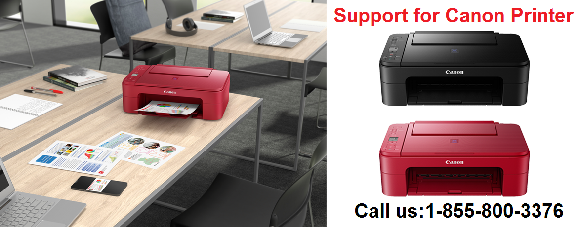 Support for Canon Printer