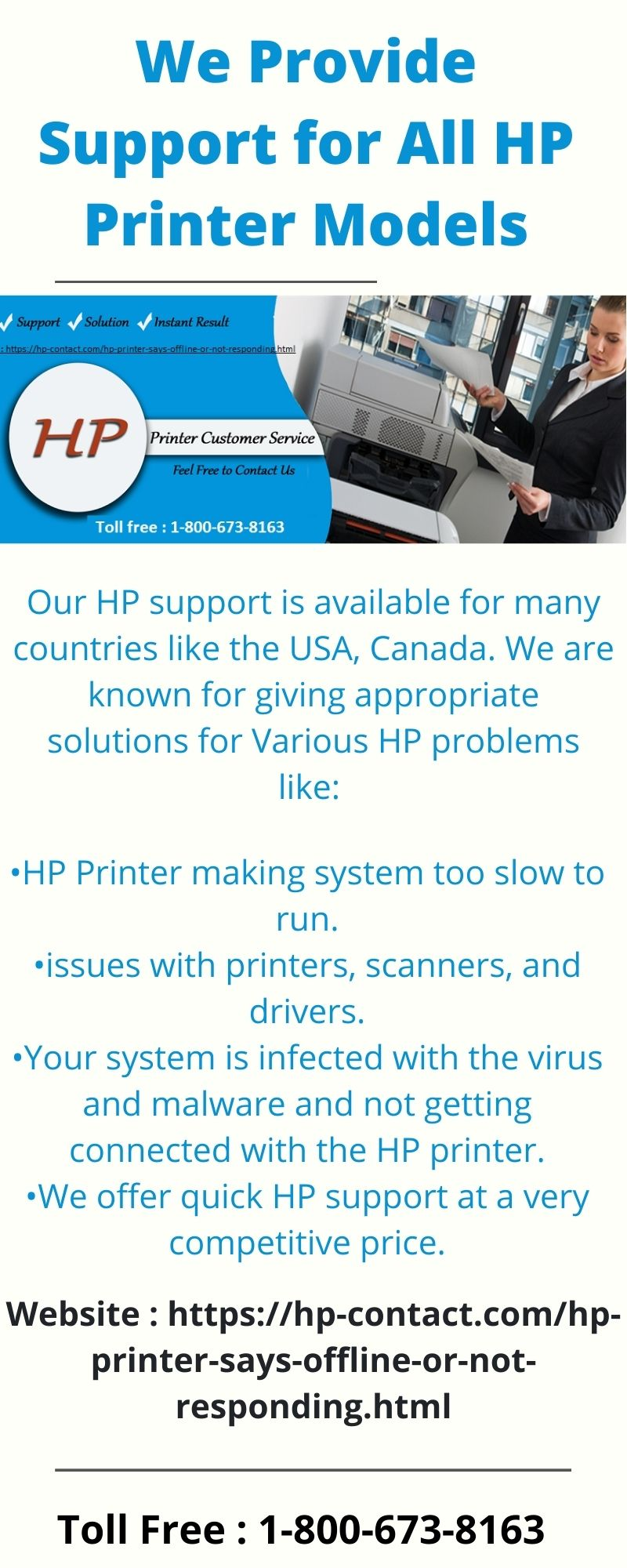 phone number for hp support