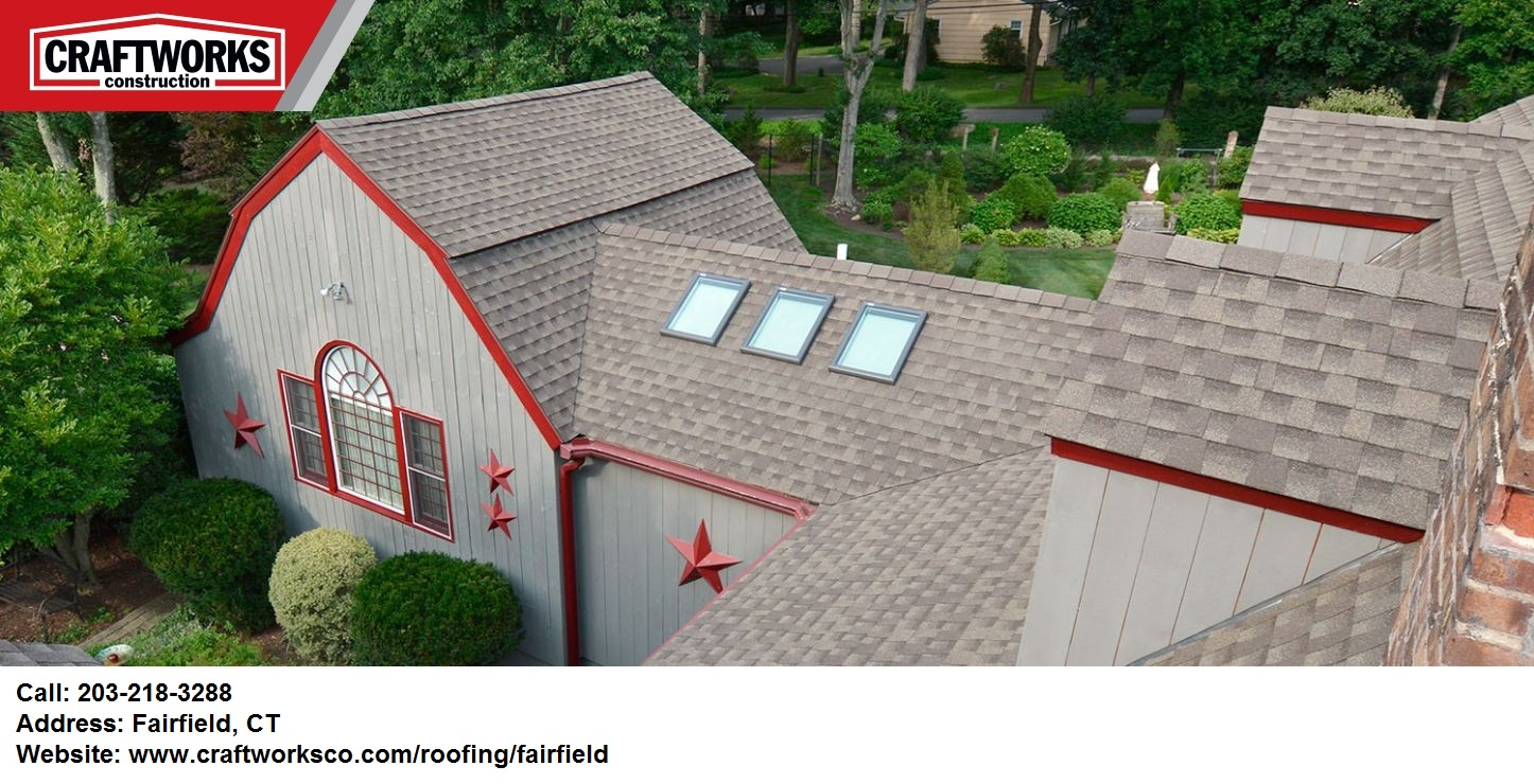 Reliable Roofing Contractor Fairfield